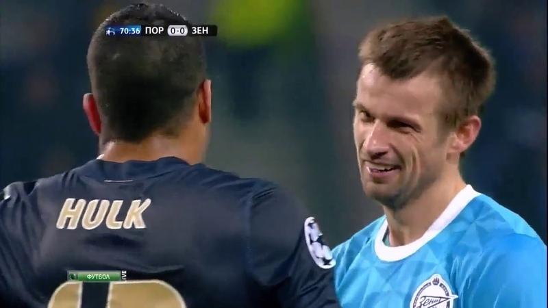 (HD) Порту 0-0 Зенит UCL 2011-2012 FC Porto vs FC Zenit