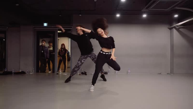 Kiss and Make Up - Dua Lipa BLACKPINK - Minyoung Park X Yoojin Kim Choreography