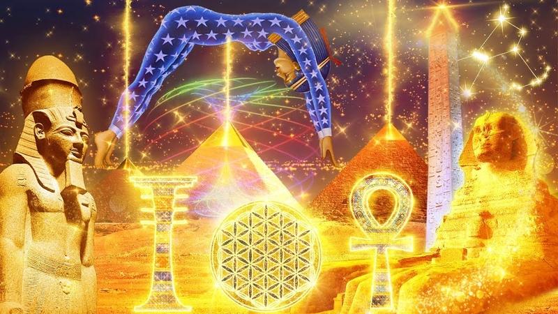 Альцион Плеяды 74:Великая Пирамида, Сфинкс, Обелиски, Космическая технология-Порталы