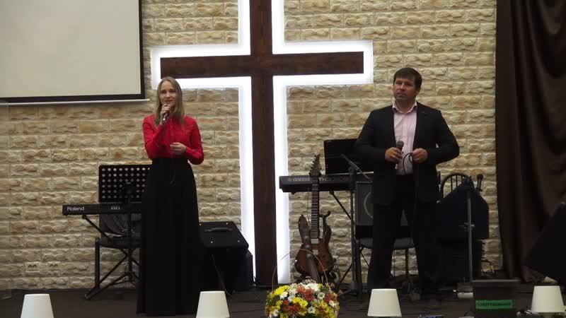Гимны Хвалы. Церковь Иисуса Христа г.Нягань.