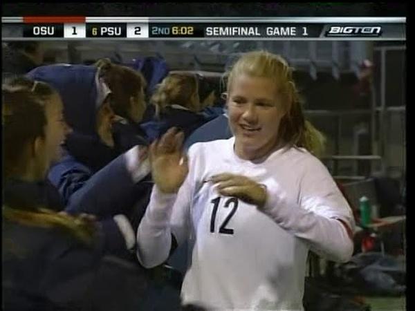Women's Soccer Classic ⚽ Ohio State vs. Penn State (Part 4)