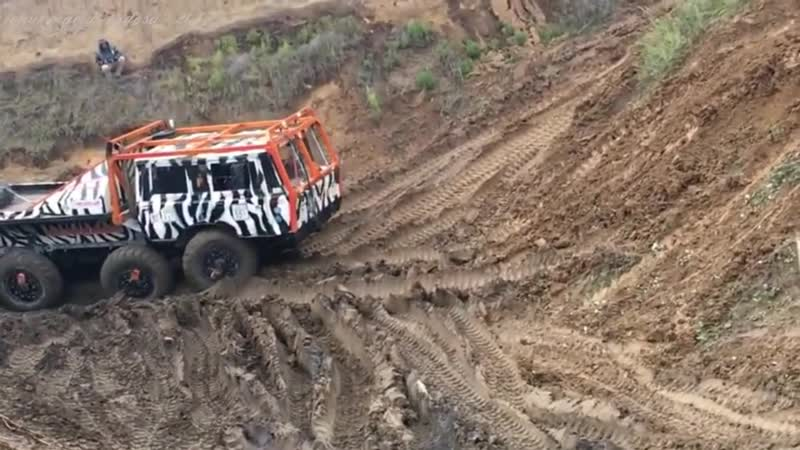 Truck Trial Compilation 2017 the long video__Tatra 815 8x8-DAF 8X8-Mercedes Benz