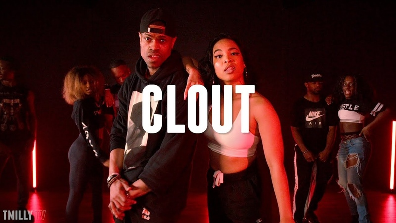 Offset - Clout ft. Cardi B   Choreography by Phil Wright Aliya Janell TMillyTV