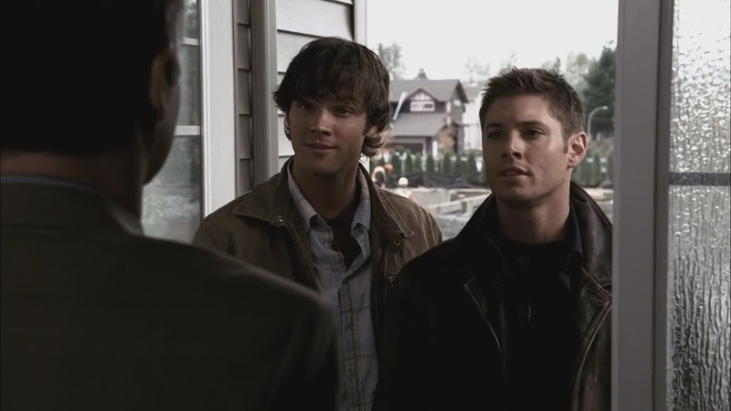 Dean x Sam Talk Too Much SuperNatural