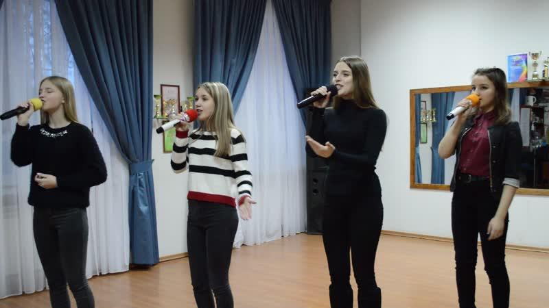 Новогодняя группа Частный Визит рук О Костенко