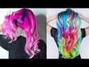 Transformación del Color de Cabello Cambio de Look Hair Color Transformation New Trend 2017