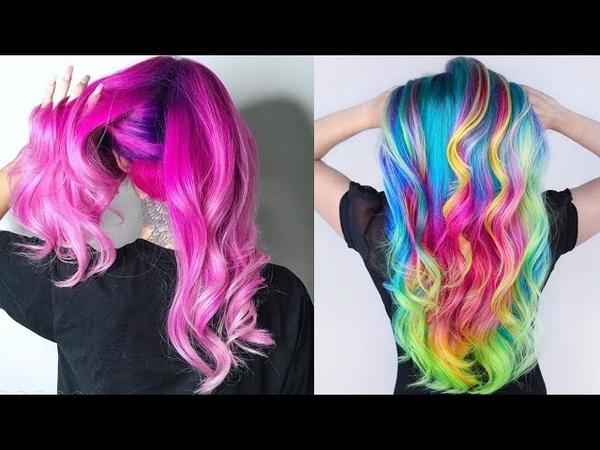 Transformación del Color de Cabello | Cambio de Look | Hair Color Transformation | New Trend 2017