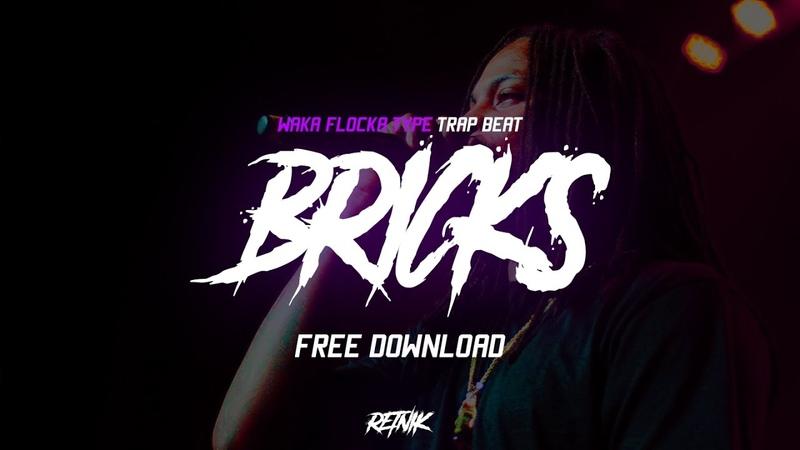 'BRICKS' Waka Flocka x Lex Luger Type Trap Beat Prod Retnik Beats Rap Instrumental