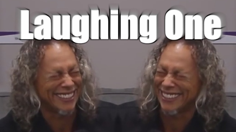 Kirk Hammett - Laughing One, Part 1 [LaughSolo]