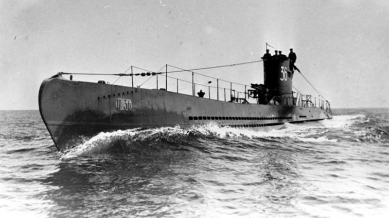Серые волки Фюрера. Германские подводные лодки 1939-1945 г. (Фильм 2)