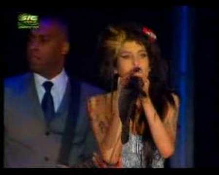 Amy Winehouse - Back to Black - Live Rock in rio
