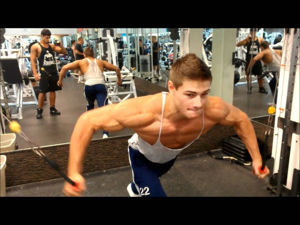 Jeff Seid 19 days out IFBB Pro Card