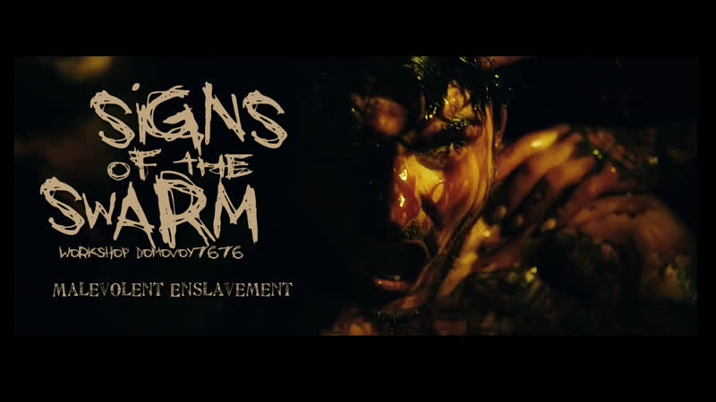 SIGNS OF THE SWARM - Malevolent Enslavement (Official Video 2019)