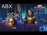 Marvel Future Fight LV70 Victorious ABX 553K
