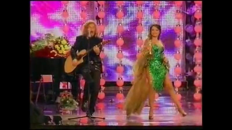 Игорь Николаев и Наташа Королева Дельфин и русалка 1992 год