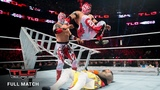 FULL MATCH - New Day vs. The Usos vs. Lucha Dragons - WWE Tag Team Title Ladder Match WWE TLC 2015