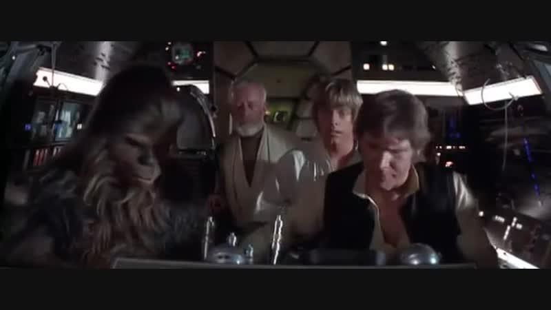 Звёздные войны эпизод 4 Новая надежда 1977 перевод Михалёва