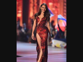 Amazing catriona gray dress for miss universe 2018 finale