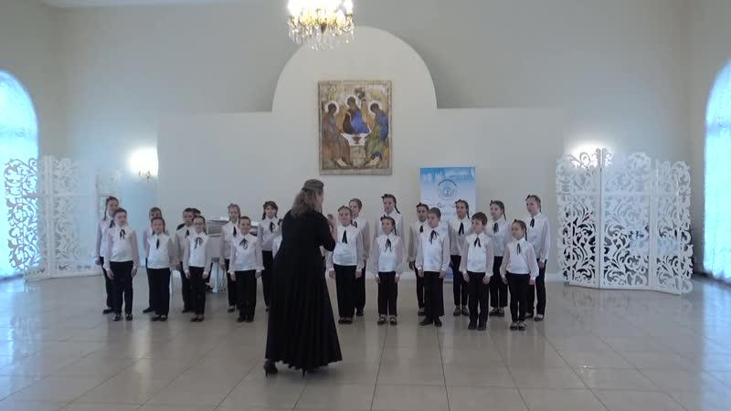 08 Концертный хор вокально-хоровой студии Голос