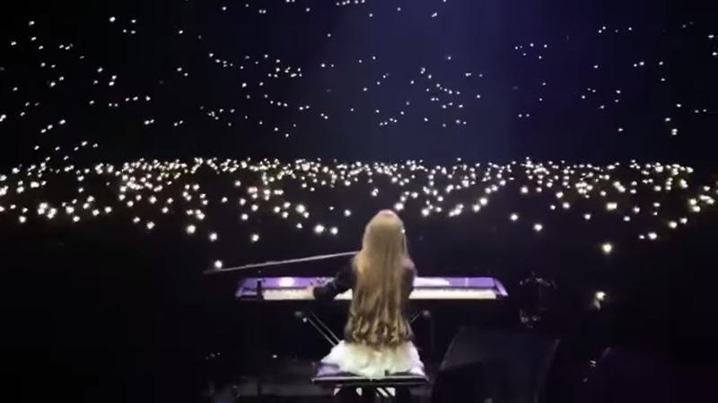 ШОК😱 Спела на концерте у Басты в Мегаспорте | Настя Кормишина БастаВолшебник
