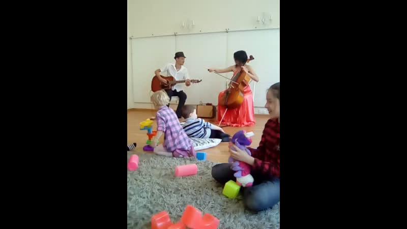Детский рок-концерт