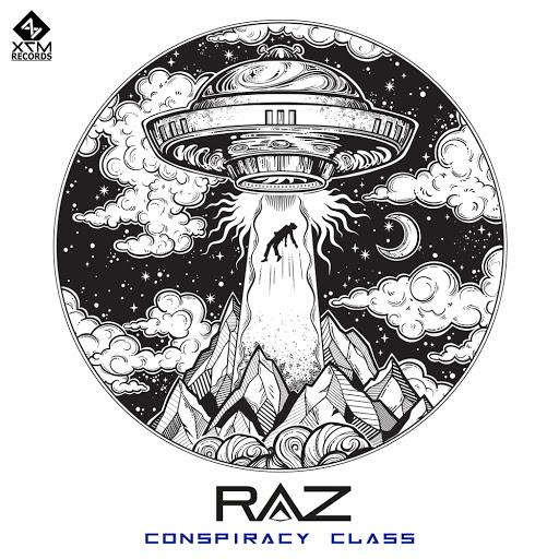 Raz альбом Conspiracy Class