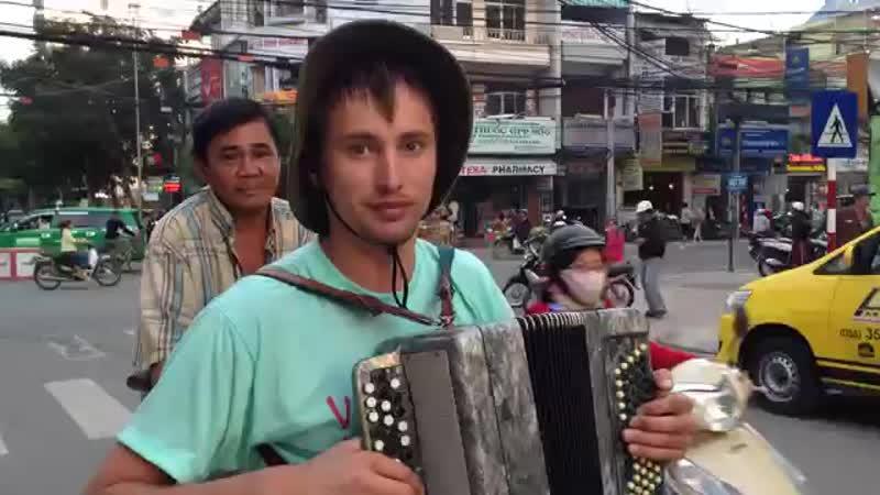 гармонист во вьетнаме