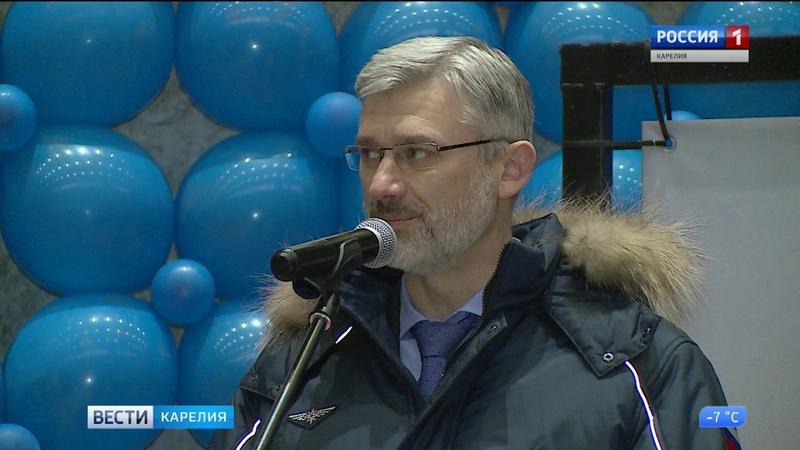 Министр транспорта России Евгений Дитрих посетил Онежский судостроительный завод
