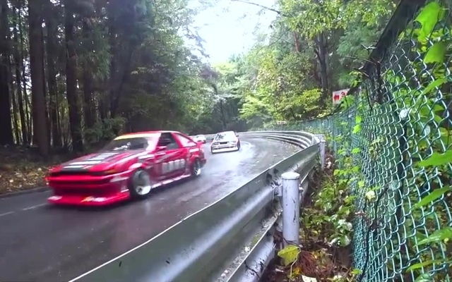 JAPANESE TOUGE DRIFT (GUNSAI)