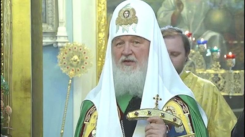 Слово пастыря (17 11 2018) - Патриарх Кирилл