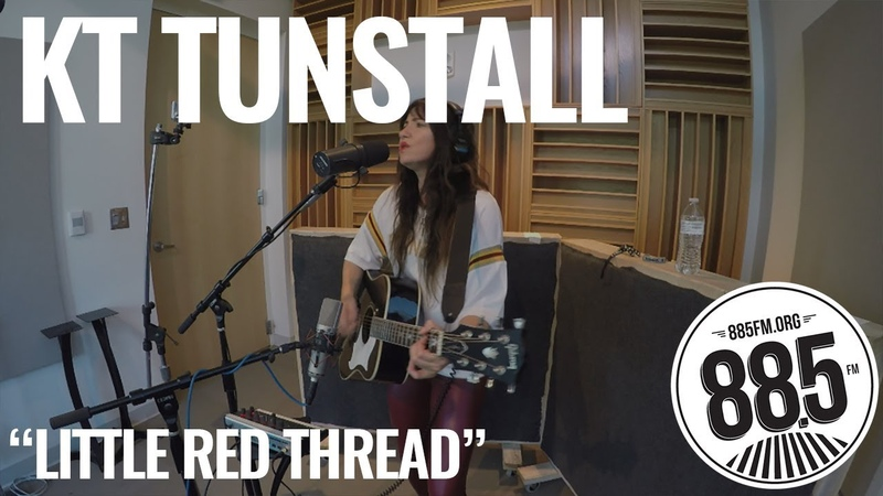 KT Tunstall || Live @ 885FM || Little Red Thread