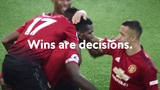 Manchester United - Wins are decisions 1819 Swissquote