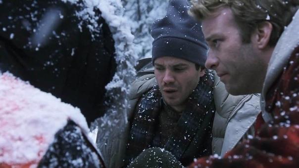 Фильм Ловец снов (2003) Джонси, Генри, Пит и Бивер. Двадцать лет назад они были просто мальчишками, проживающими в одном небольшом городке штата Мэн, — детьми, нашедшими в себе достаточно