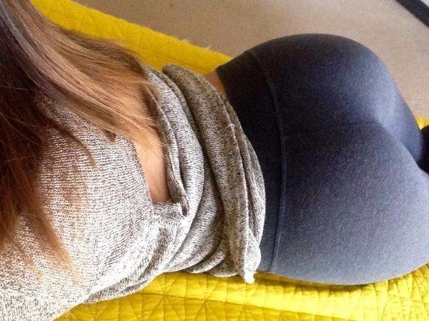 Sexy peek a boo