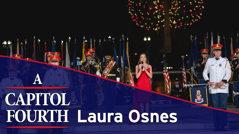 Laura Osnes Performs This Is My Country on the 2017 A Capitol Fourth