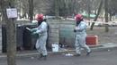14-03-19 Обнаружение радиационных веществ на ул.Сердича в Минске