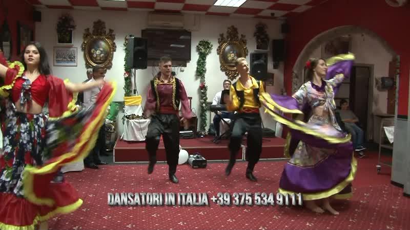 Dansatori moldovenesti romanesti Torino Milano Como italia 39 375 534 9111