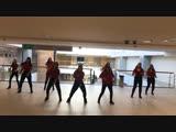 Dancehall Dua Lipa Paradise Astrakhan dance Kiaa and Make Up