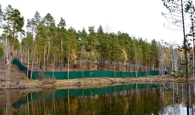 В Усть-Илимске продолжается работа по созданию реабилитационного центра помощи диким животным