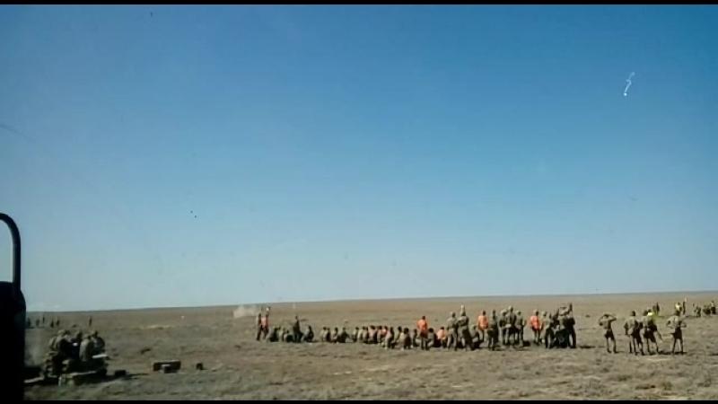 пусковой зенитный ракетный комплекс