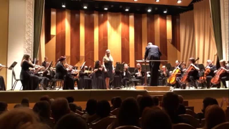 Песенка Пепиты из оперетты « Вольный ветер»исполняет Ольга Дорошева