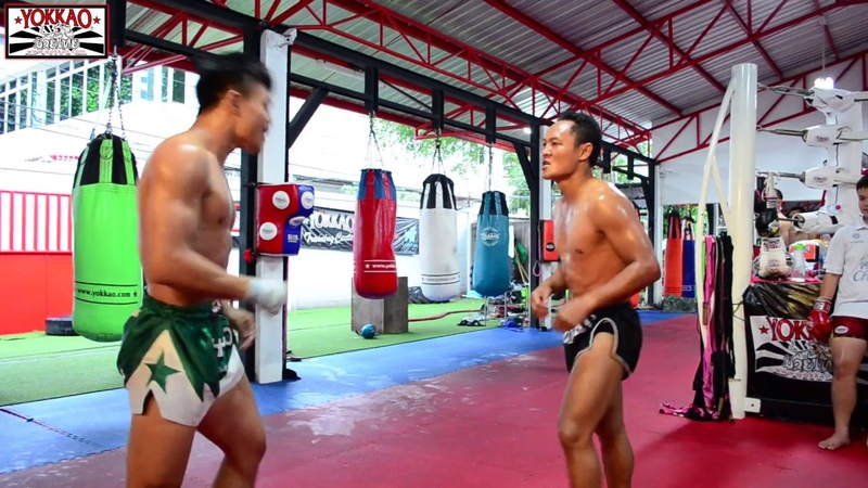 Saenchai sparring with Manachai 8 minute round🔥💪