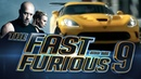 The Fast and Furious 9 Trailer 2019