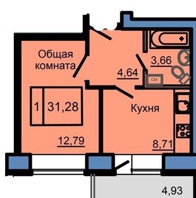 купить квартиру проспект Победы Дом