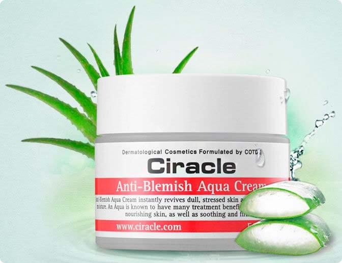 Корейская косметика Ciracle: уход за проблемной кожей