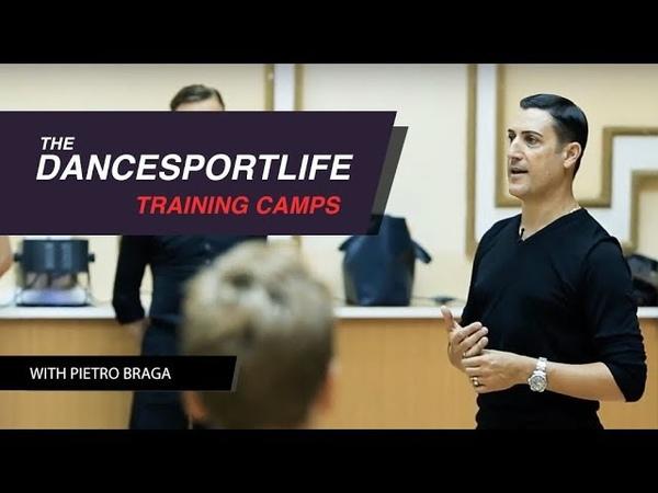 Pietro Braga and The Basic Principles of Swing Dances
