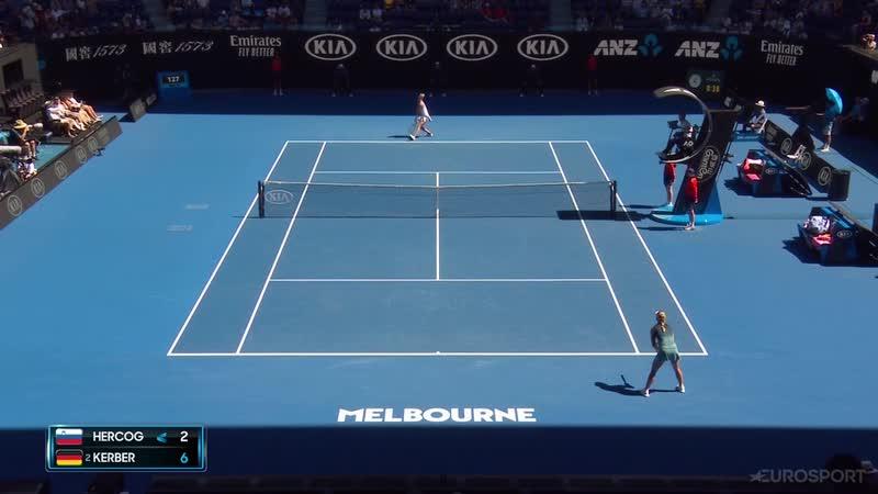 2019_Australian_Open_Round_01_Hercog_Kerber
