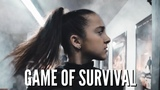 Kaycee Rice - Game of Survival - RUELLE - Created by Janelle Ginestra-Adams