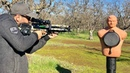 TenPoint Nitro XRT Crossbow vs Cast Iron Skillet