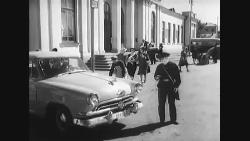 Фрагмент из фильма Необыкновенное путешествие Мишки Стрекачева снятый в Батайске